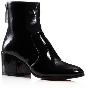 Dolce Vita Matteo Patent Leather Booties - 100% Exclusive