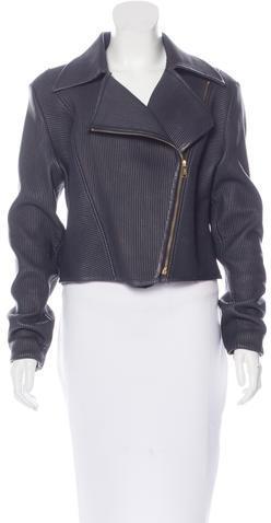 Ralph Lauren Black LabelRalph Lauren Black Label Quilted Leather Jacket