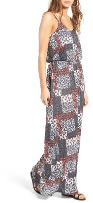 Women's Lush Knit Maxi Dress $52 thestylecure.com
