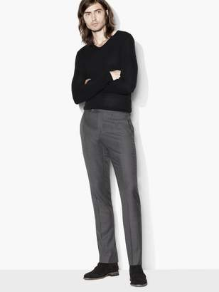 John Varvatos Austin Wool Dress Pant