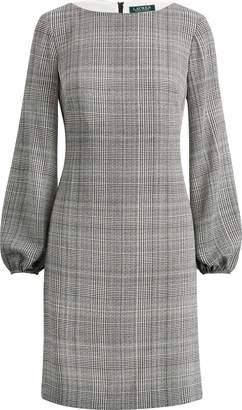 Ralph Lauren Glen Plaid Shift Dress