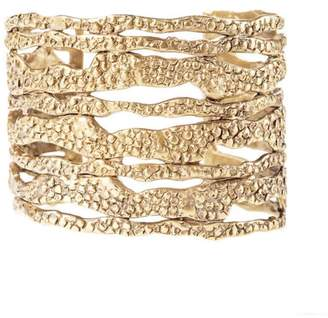 Alkemie Jewelry Stingray Cage Cuff