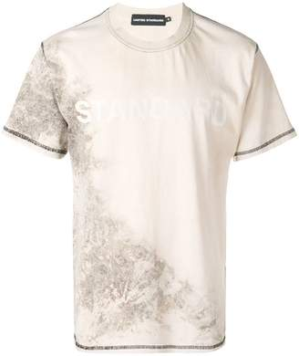 United Standard washed out T-shirt