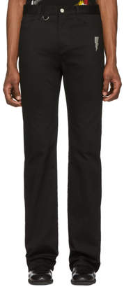 Undercover Black Flare Jeans