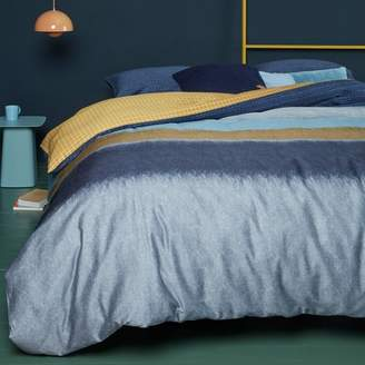 Oilily Blue Mountain Meadow Cotton Quilt Cover Set