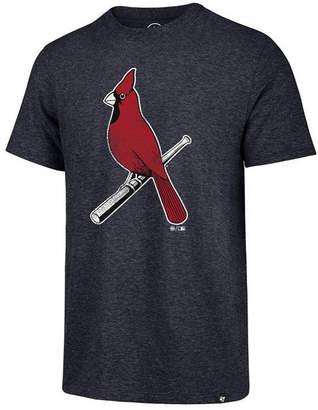 '47 Men's St. Louis Cardinals Coop Triblend Match T-Shirt
