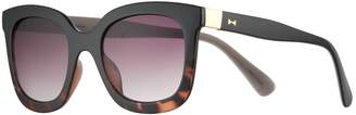 Lauren Conrad Purton 52mm Wayfarer Gradient Sunglasses