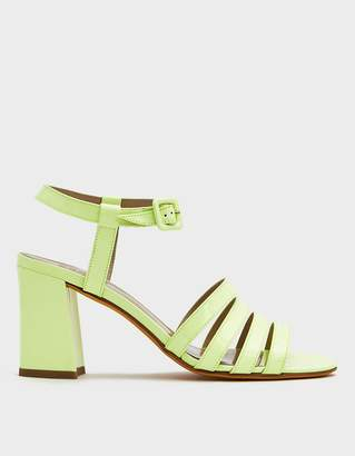 Maryam Nassir Zadeh Palma High Sandal in Sun Florescent