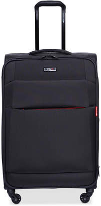 """Revo Closeout! Airborne 25"""" Softside Spinner Suitcase"""