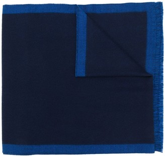 Fay two-tone scarf