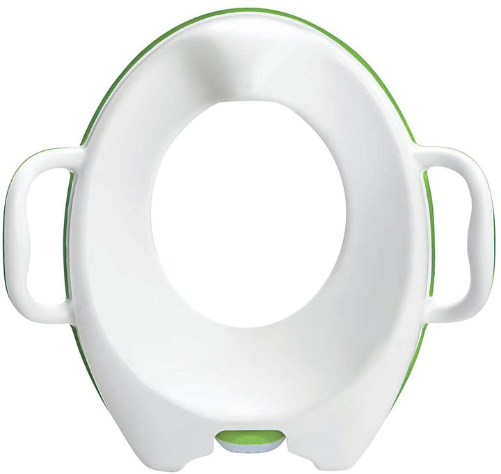 Munchkin Arm & Hammer Secure Comfort Potty Seat - Green
