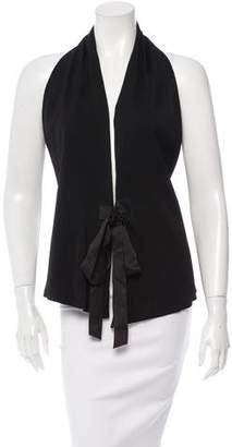 Rick Owens Halter Wrap Top w/ Tags
