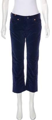 Notify Jeans Mid-Rise Corduroy Pants