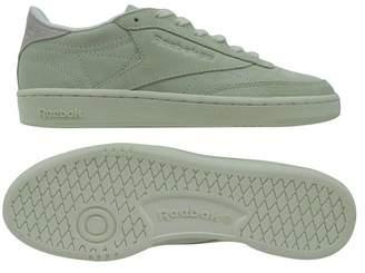 Reebok Club C 85 Nubuck Leather Sneaker