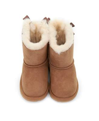 UGG Bailey Bow Sheepskin Boots