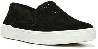 Women's Via Spiga Gavra Perforated Slip-On Sneaker $175 thestylecure.com