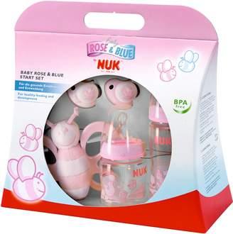 NUK First Choice Baby Rose Starter Set