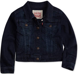 Levi's Snap Button-Front Denim Jacket, Toddler Girls (2T-5T)