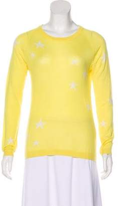 Chinti and Parker Patterned Crew Neck Sweater