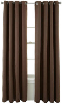 JCPenney STUDIO BY JCP HOME Home Cooper Grommet-Top Blackout Curtain Panel