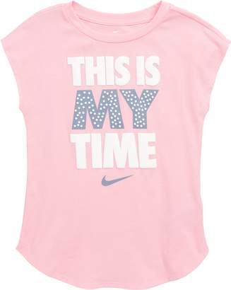 Nike This is My Time Modern Tee