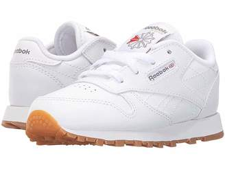 7da7cdab546 Reebok Kids Classic Leather Gum (Infant Toddler)