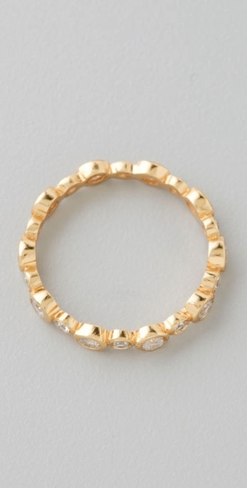 Gorjana Exeter Eternity Ring