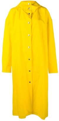 Awake long raincoat