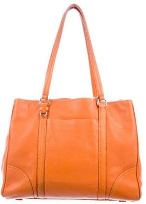 9355b031533 Prada Orange Tote Bags - ShopStyle