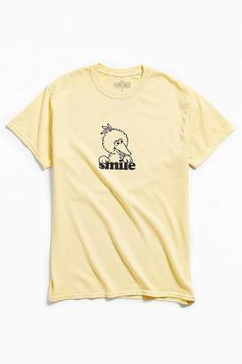Urban Outfitters Big Bird Smile Tee