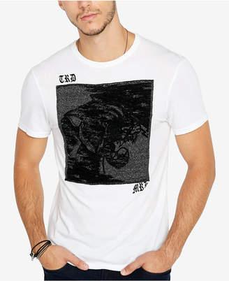 Buffalo David Bitton Men Tastrie Patch Graphic T-Shirt