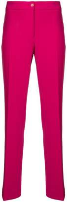 Moschino slim fit tailored trousers