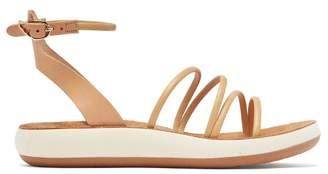 Ancient Greek Sandals Euphemia Leather Sandals - Womens - Tan