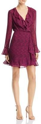 WAYF Maddie Mini Wrap Dress - 100% Exclusive