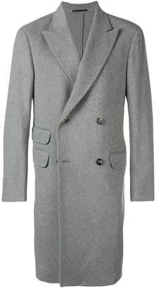 Ermenegildo Zegna double breasted coat