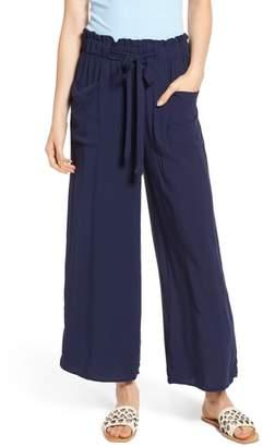BP Woven Tie Front Pants