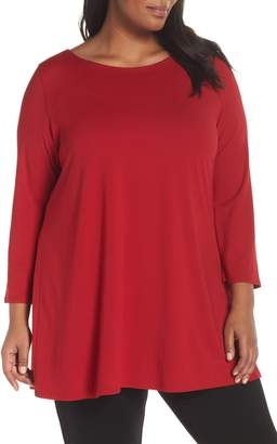 Eileen Fisher Jersey Tunic