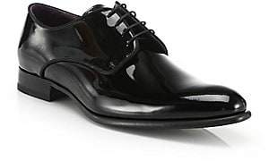 To Boot Men's Berman Lace-Up Patent Shoes