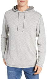 Tommy Bahama Sea Glass Classic Fit Reversible Hoodie