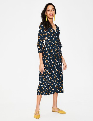 Floris Wrap Dress