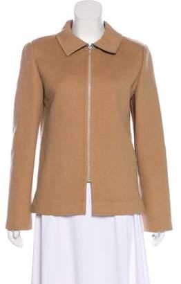 Bill Blass Zip-Up Casual Jacket