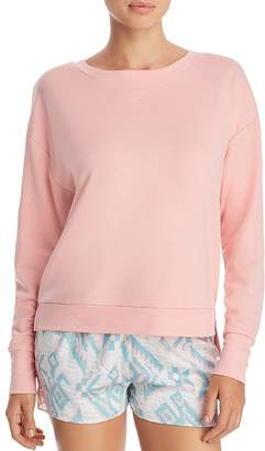 Honeydew Brushed French Terry Sweatshirt