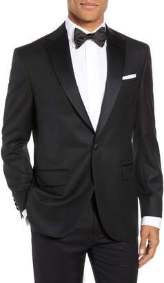 David Donahue Reed Wool Dinner Jacket