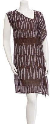 Zero Maria Cornejo Embroidered Dress w/ Tags