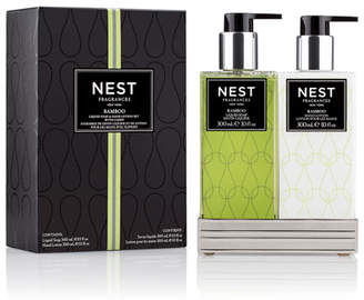 NEST Fragrances Bamboo Hand Soap & Lotion Set