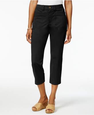Style&Co. Style & Co Utility Capri Pants