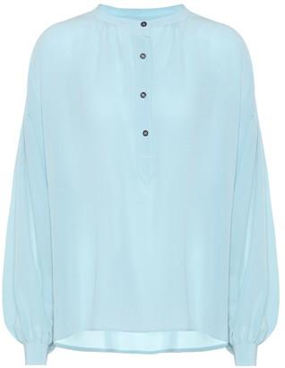 Isabel Marant Kilda silk blouse
