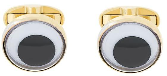 Paul Smith Paul Smith eye cufflinks