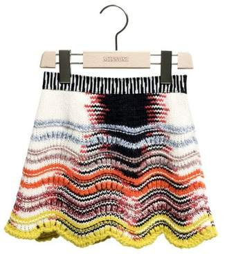 Missoni Kids Miniskirt