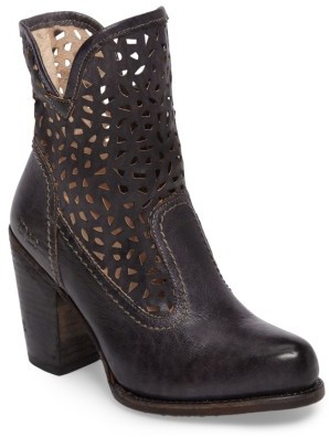 Women's Bed Stu Irma Perforated Boot $254.95 thestylecure.com